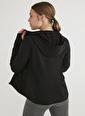 Penti Kadın Siyah Performer  Sweatshirt PH15VGAY21IY Siyah